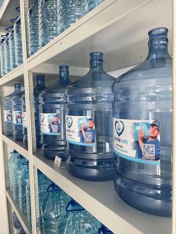 Доставка воды на Троещине